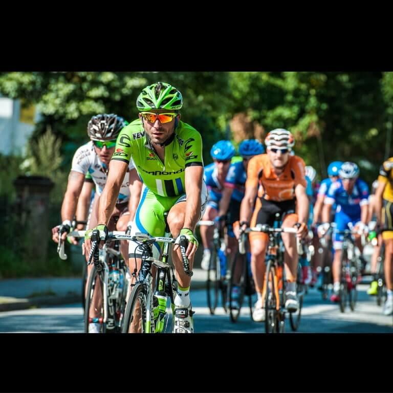 オリンピック自転車競技