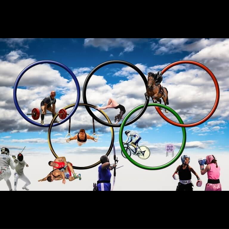オリンピック種目