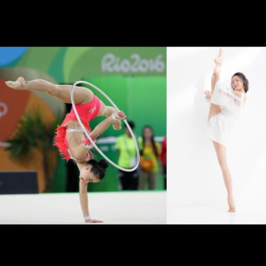 女子新体操の華麗なる魅力とテクニック【個人と団体戦の見どころとルール】