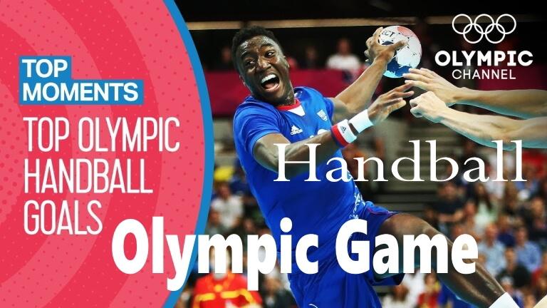 olympicgame handball