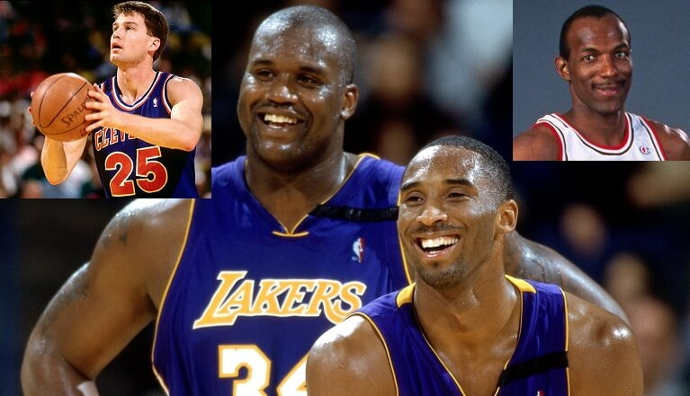 NBAのレジェンド