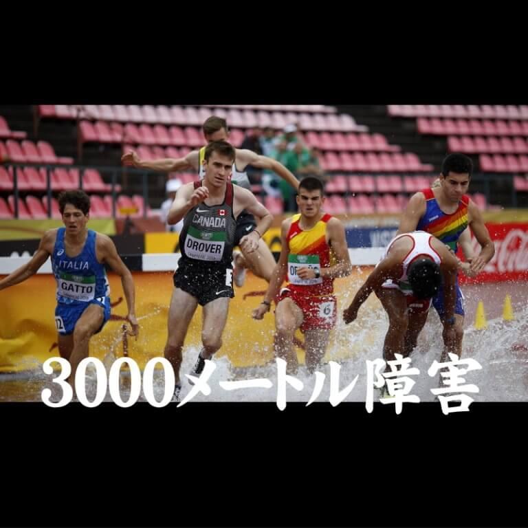 3000m steeplechase